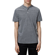 Buy Selected Homme Dial China Short Sleeve Polo Top Online at johnlewis.com
