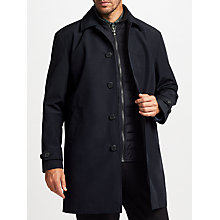 Buy John Lewis Premium Mac, Navy Online at johnlewis.com