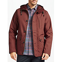 Buy John Lewis Bonded Cotton Eagle Anorak Online at johnlewis.com