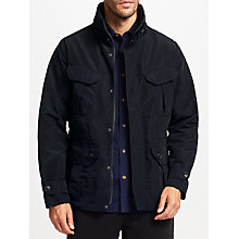 Buy John Lewis Field Jacket, Navy Online at johnlewis.com