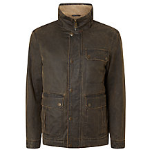 Buy John Lewis Hillside Jacket, Brown Online at johnlewis.com