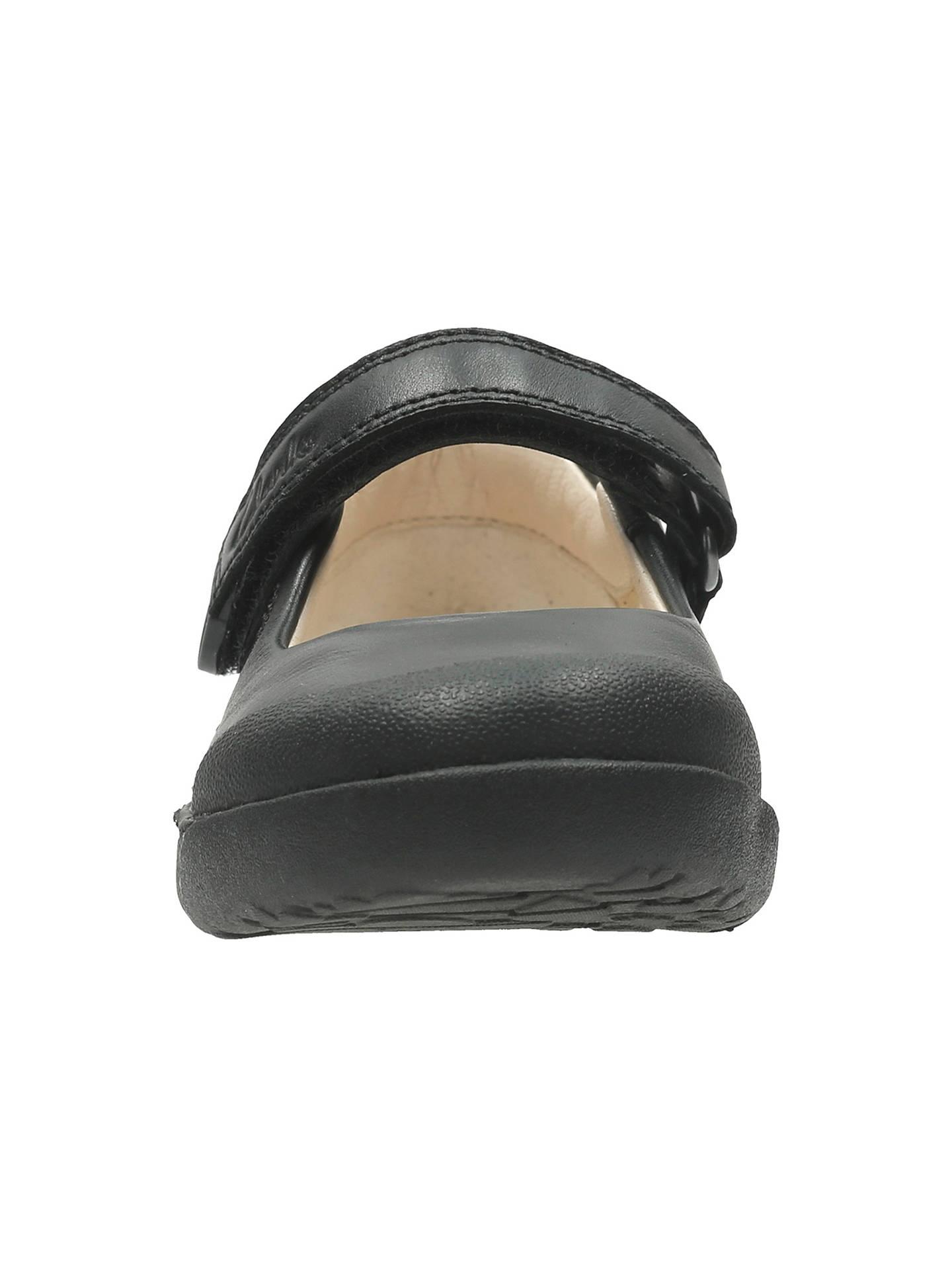 Lil Folk Bud Clarks Girls School Shoes
