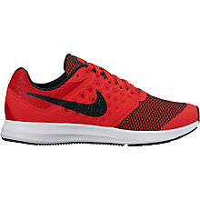 Buy Nike Children's Downshifter 7 GS Lace Trainers Online at johnlewis.com
