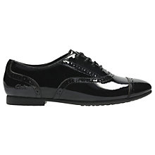 Buy Clarks Children's Selsey Cool School Shoes Online at johnlewis.com