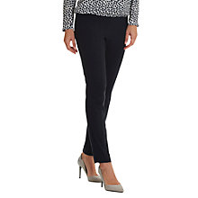 Buy Betty Barclay Pull On Stretch Trousers, Dark Sky Online at johnlewis.com