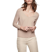 Buy Gerard Darel Amica Jumper, Beige Online at johnlewis.com