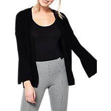 Buy Miss Selfridge Flute Sleeve Cardigan Online at johnlewis.com
