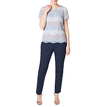 Buy Precis Petite Olivia Tapered Trousers Online at johnlewis.com