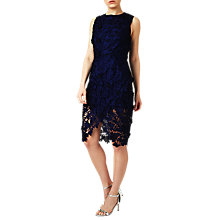 Buy Precis Petite Ayda Lace Shift Dress Online at johnlewis.com
