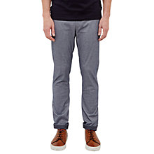 Buy Ted Baker T for Tall Curlott Slim Fit Oxford Trousers Online at johnlewis.com