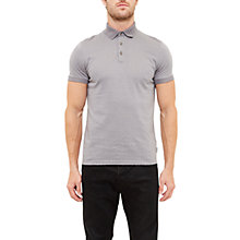 Buy Ted Baker Talford Geo Print Polo Shirt Online at johnlewis.com