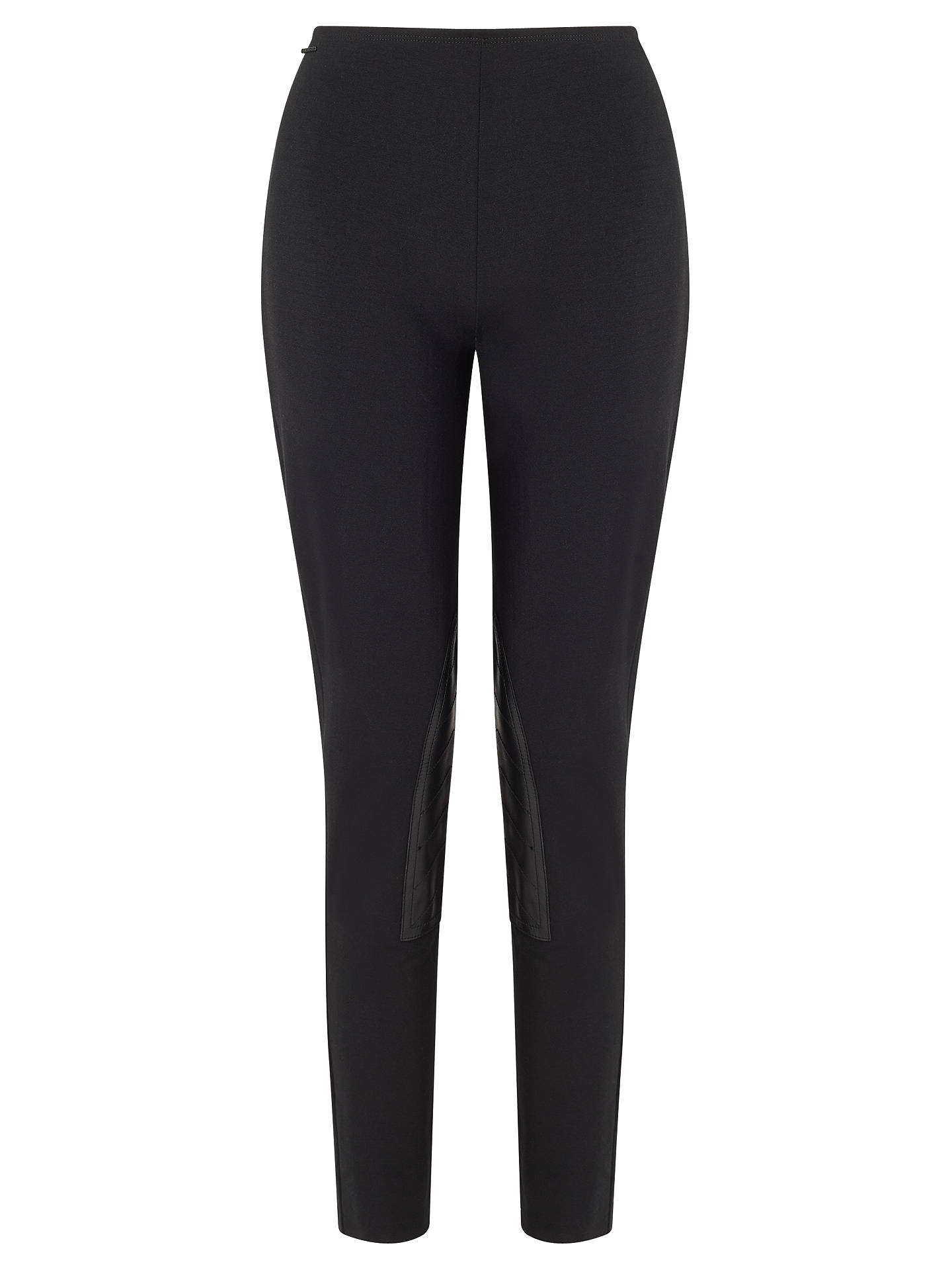 BuyPolo Ralph Lauren Jodie Skinny Trousers, Polo Black, XS Online at johnlewis.com