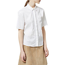 Buy Selected Femme Chana Embroidered Shirt, White Online at johnlewis.com