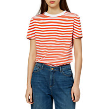 Buy Selected Femme My Perfect Stripe T-Shirt Online at johnlewis.com