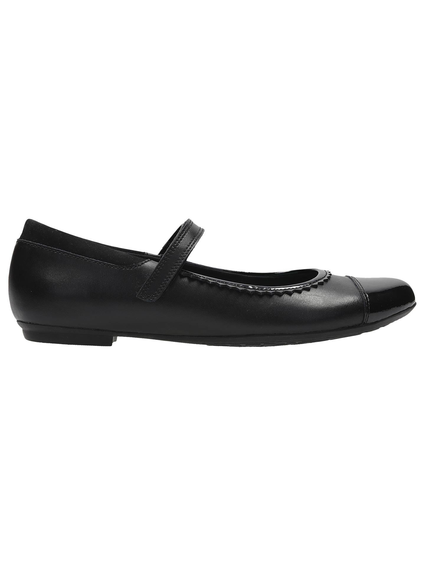 1bbeec7aa Buy Clarks Children s Tizz Ace Leather School Shoes