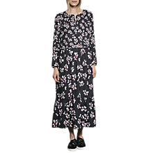 Buy French Connection Eva Crepe Maxi Floral Dress, Multi Online at johnlewis.com