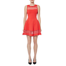 Buy French Connection Tobey Crepe Dress Online at johnlewis.com