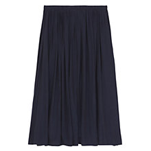 Buy Gerard Darel Julya Skirt, Navy Online at johnlewis.com
