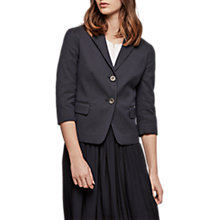 Buy Gerard Darel Jamie Jacket, Navy Blue Online at johnlewis.com