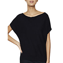 Buy Mint Velvet Batwing Knit Top Online at johnlewis.com