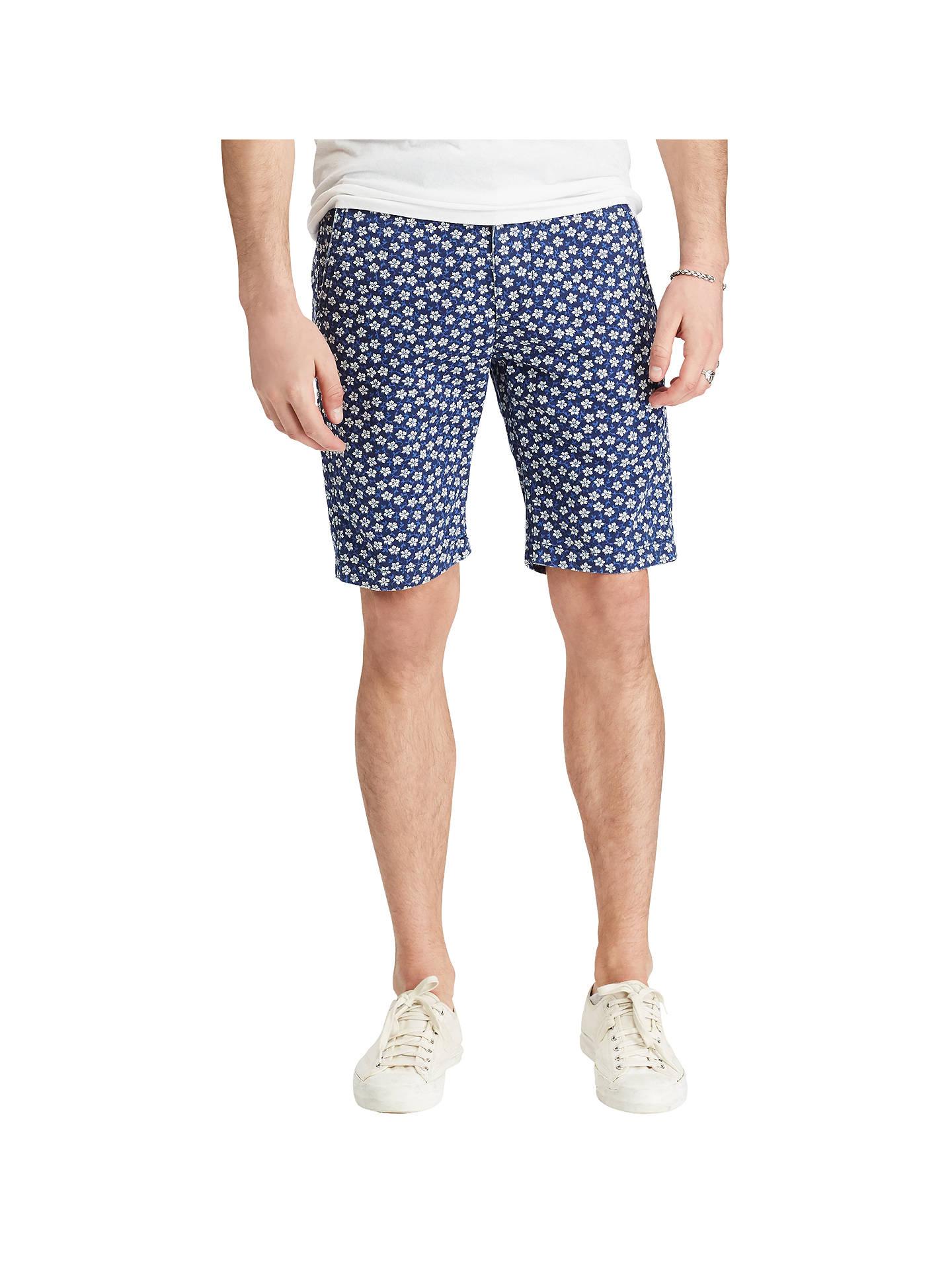 a950af18d26 Buy Denim   Supply Ralph Lauren Floral Print Chino Shorts