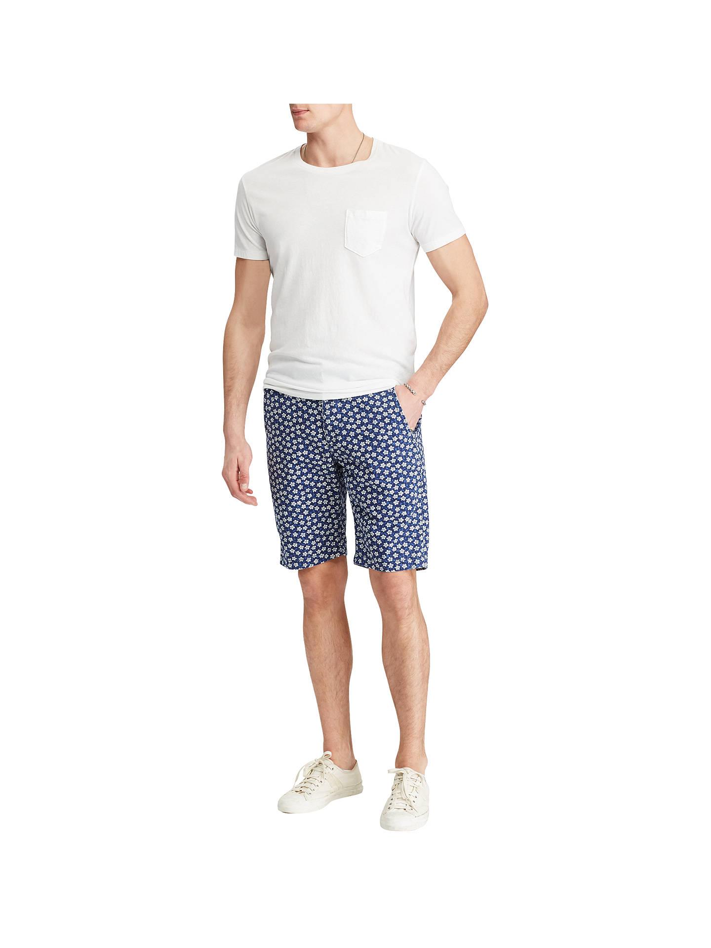 15370582aaa ... Buy Denim   Supply Ralph Lauren Floral Print Chino Shorts