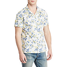 Buy Denim & Supply Ralph Lauren Floral Cotton Poplin Shirt, Taylor Print Online at johnlewis.com