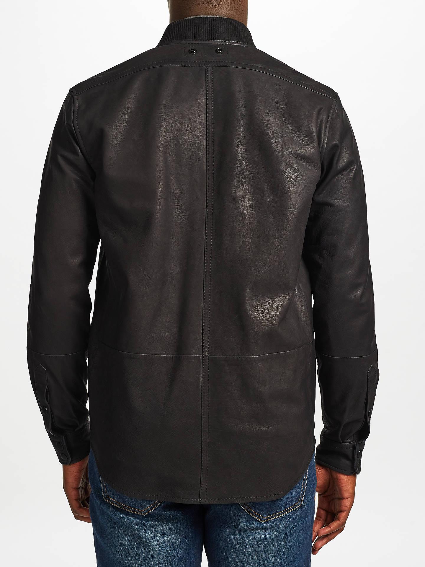 1b59116efe Buy Diesel L-Dread Cowhide Leather Jacket