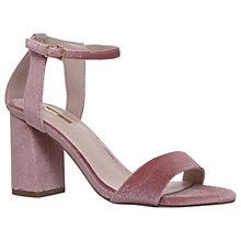 Buy Carvela Gigi Block Heeled Sandals Online at johnlewis.com