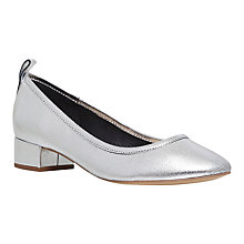 Buy Carvela Aston Block Heeled Court Shoes Online at johnlewis.com