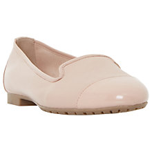 Buy Dune Genevieve Leather Ballet Pumps Online at johnlewis.com