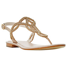 Buy Dune Nea Embellished Sandals Online at johnlewis.com