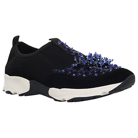 Buy Carvela Lola Embellished Slip On Trainers Online at