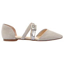 Buy Mint Velvet Emery Cross Buckle Pumps Online at johnlewis.com