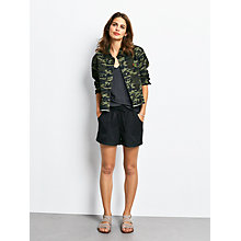 Buy hush Kafka Jacket, Camo Online at johnlewis.com