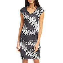Buy Phase Eight Effie Zip Back Diamond Dress, Multi Online at johnlewis.com