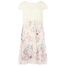 Buy Phase Eight Florence Dress, Multi Online at johnlewis.com