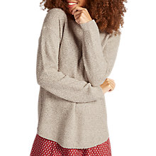 Buy Fat Face Harpenden Textured Jumper Online at johnlewis.com