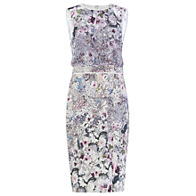 Buy Phase Eight Evora Dress, Multi Online at johnlewis.com