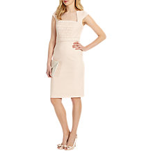Buy Phase Eight Sophia Beaded Dress, Opal Online at johnlewis.com