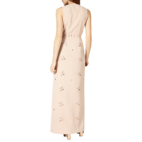Buy Phase Eight Collection 8 Esmerelda Dress, Rose/Taupe Online at johnlewis.com