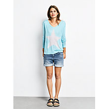 Buy hush Summer Stella Jumper Online at johnlewis.com