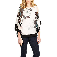 Buy Phase Eight Annabelle Print Silk Blouse, Multi Online at johnlewis.com