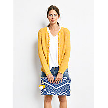 Buy hush Basket Stitch Knitted Jacket Online at johnlewis.com