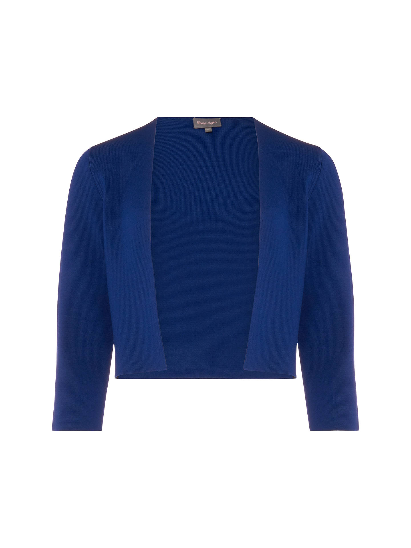 BuyPhase Eight Salma Knitted Jacket, Cobalt, 8 Online at johnlewis.com