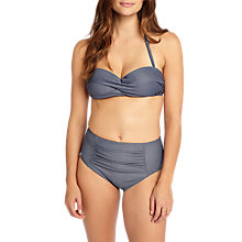 Buy Phase Eight Bikini Top, Chambray Online at johnlewis.com