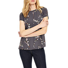 Buy Phase Eight Mia Blossom Print Blouse, Multi Online at johnlewis.com