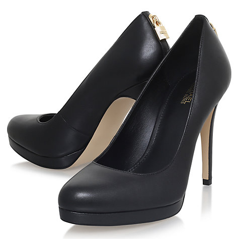Buy MICHAEL Michael Kors Antoinette Stiletto Heeled Court Shoes Online at johnlewis.com