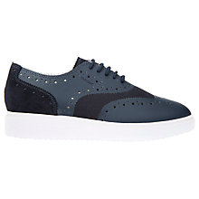 Buy Geox Thymar Lace Up Trainers Online at johnlewis.com