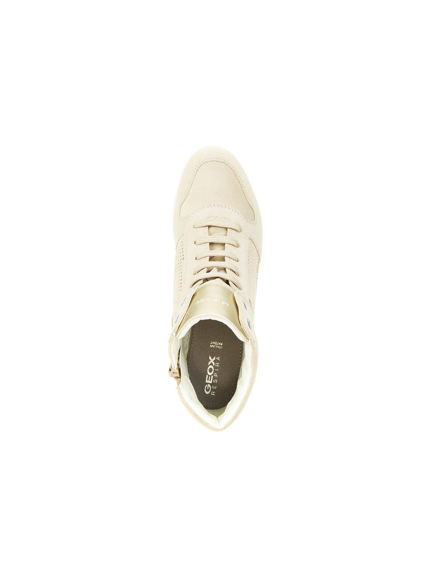 e9c69f75f54 ... Buy Geox Illusion Hidden Wedge Trainers